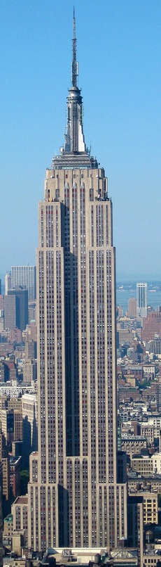 The Empire State Building History