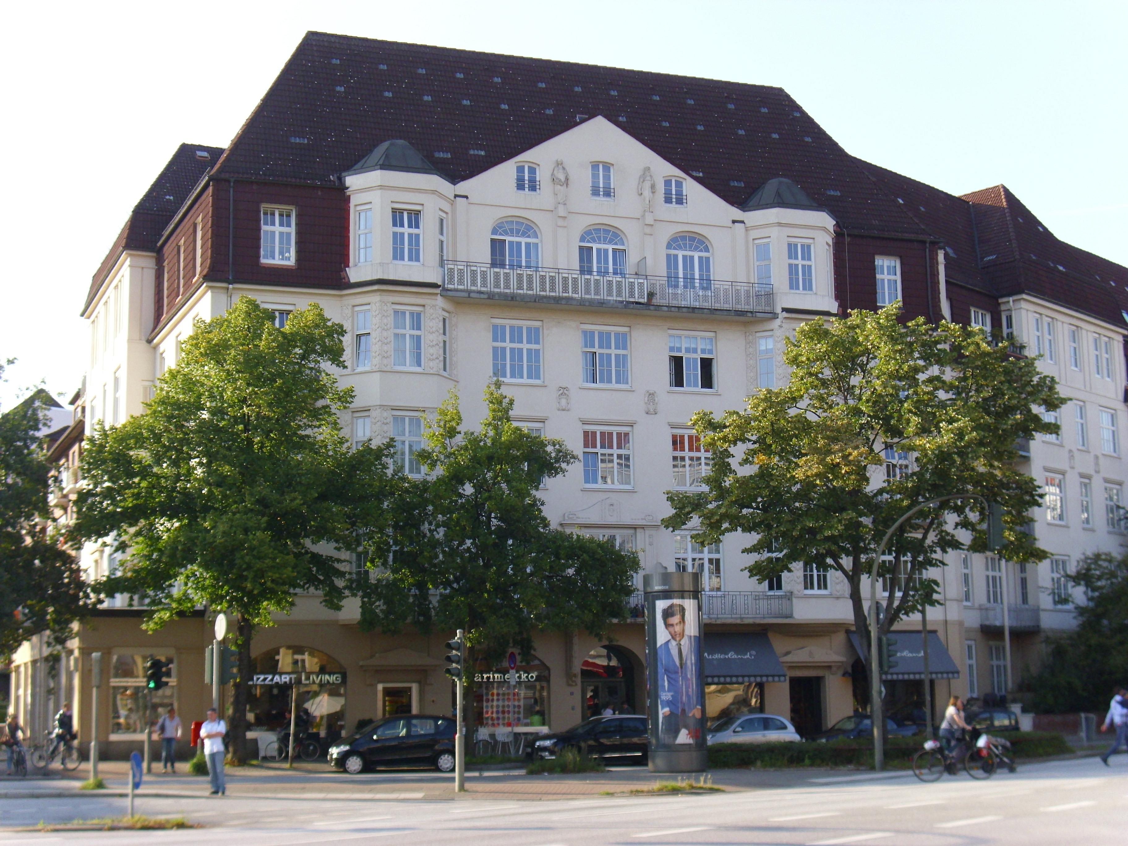 file eppendorferbaum palais hamburg eppendorf jpg wikimedia commons. Black Bedroom Furniture Sets. Home Design Ideas
