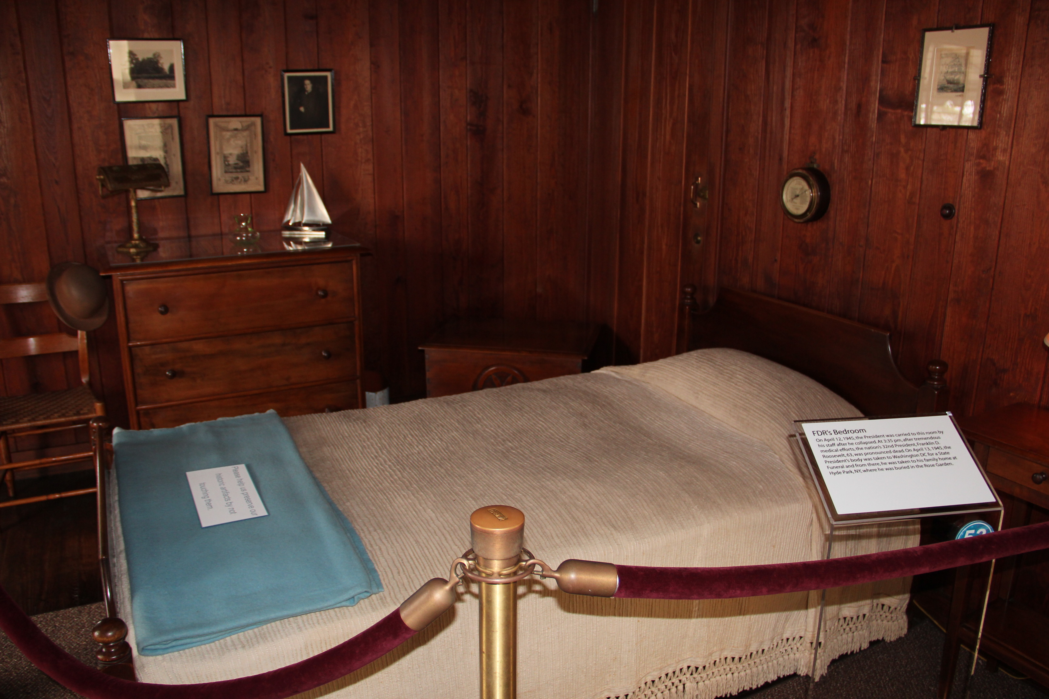 File Fdr Bedroom Little White House Jpg