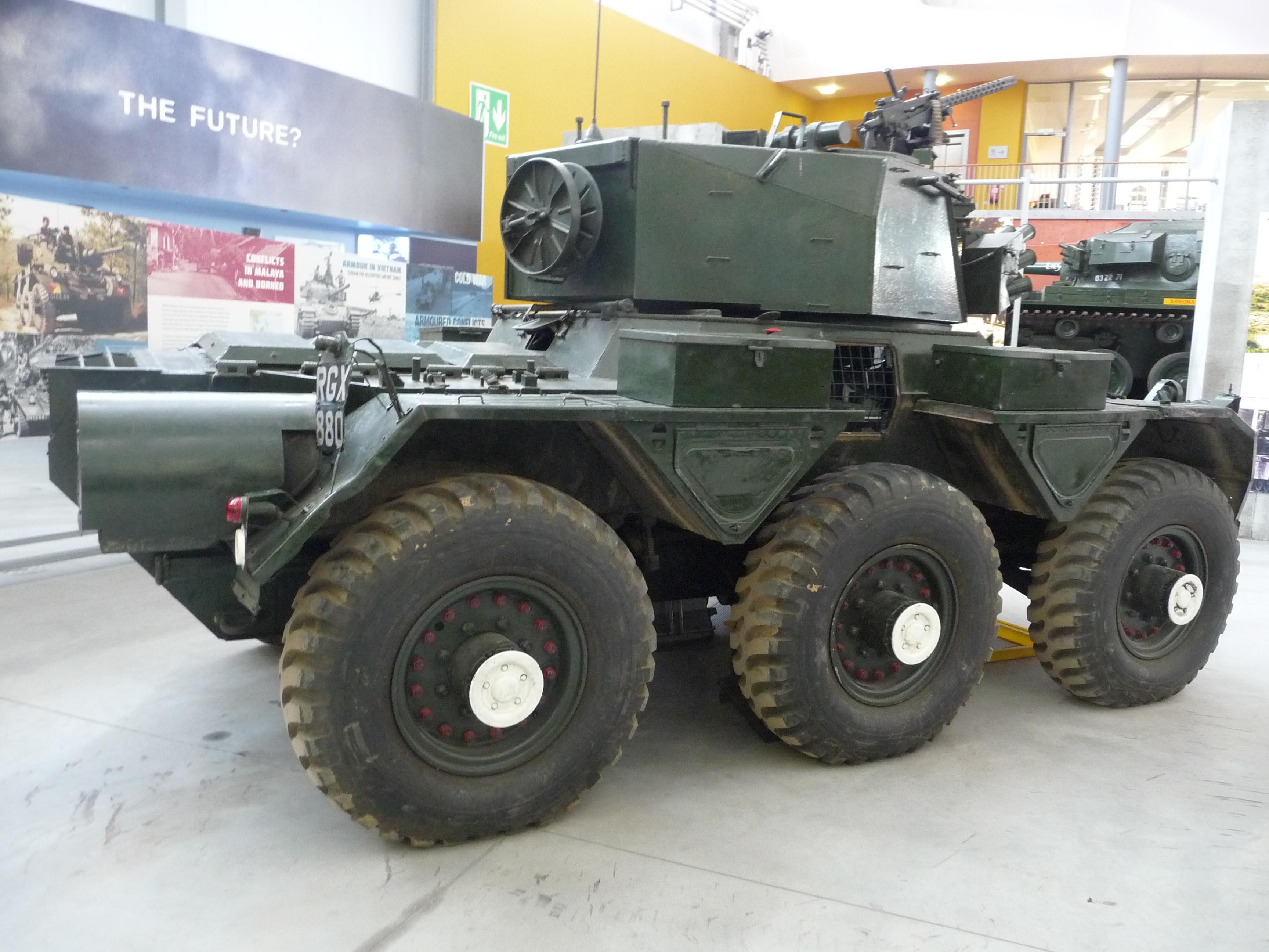 6x6 armored car concept - photo #13