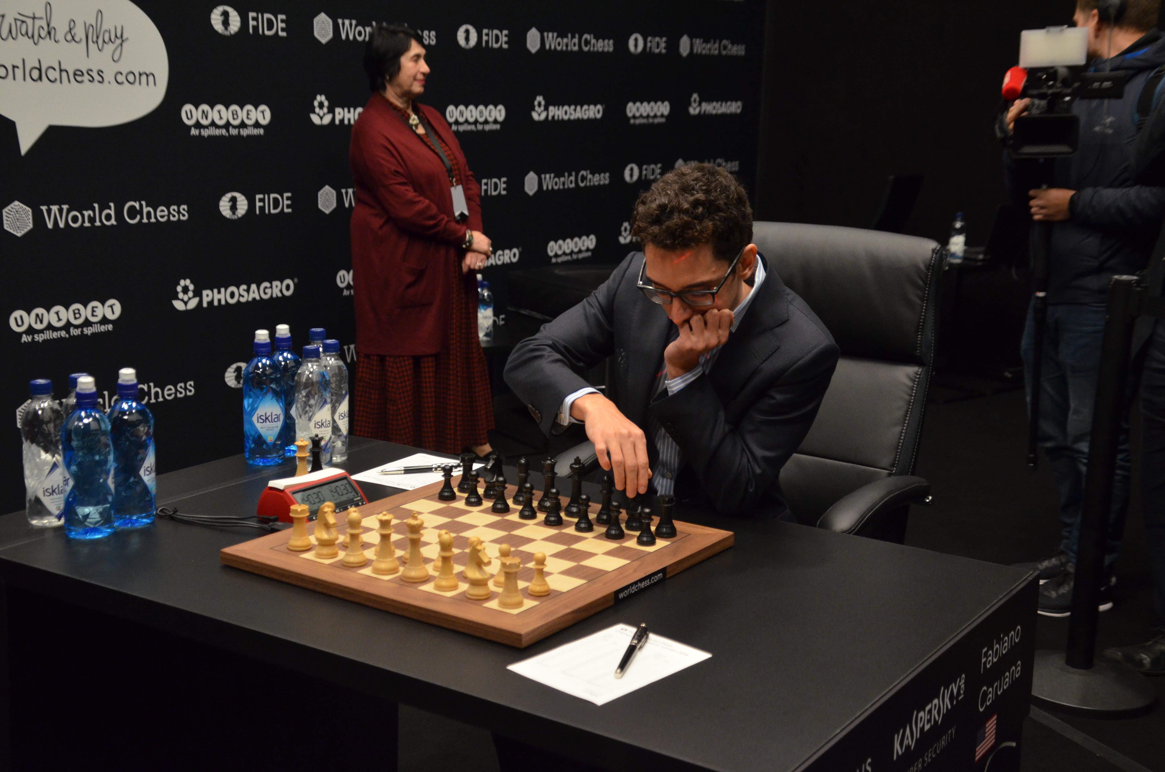 World Chess Championship 2018 - Wikiwand