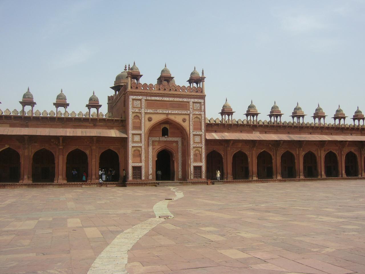 Agra India  city pictures gallery : Description Fatehpur Shikri Agra India 15