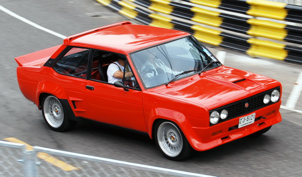 fiat 131 abarth wikip dia. Black Bedroom Furniture Sets. Home Design Ideas
