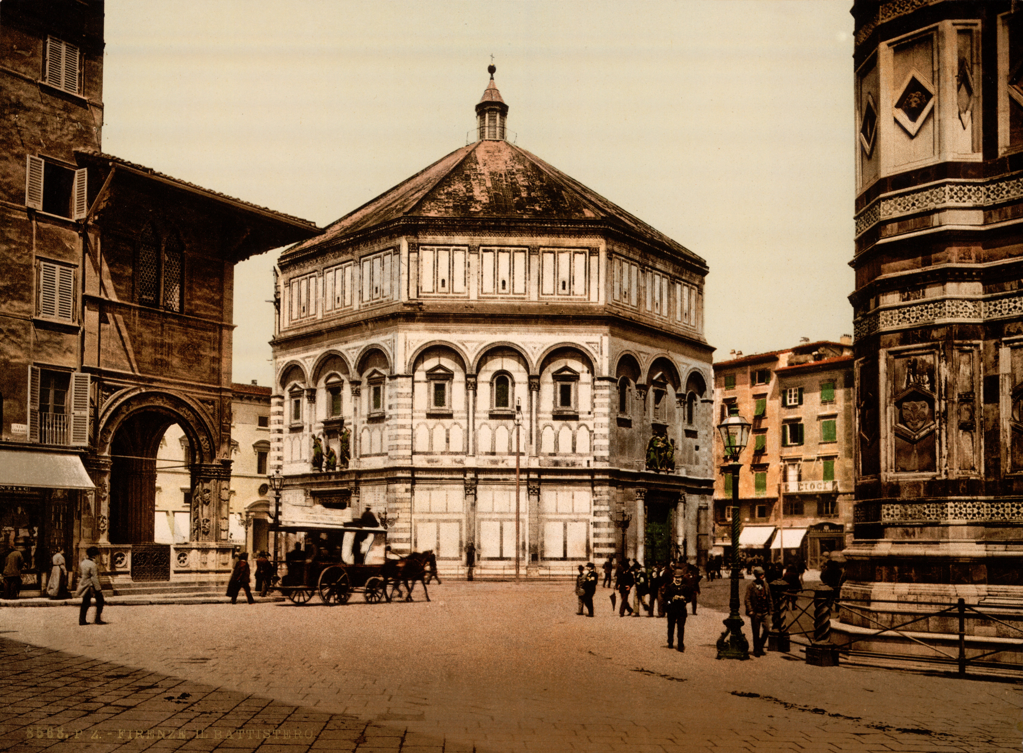 File Flickr Trialsanderrors The Baptistery Florence