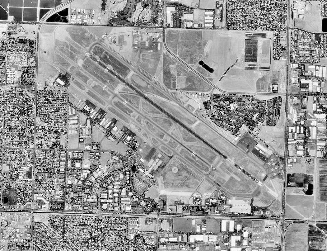 Fresno Yosemite International Airport Wikipedia