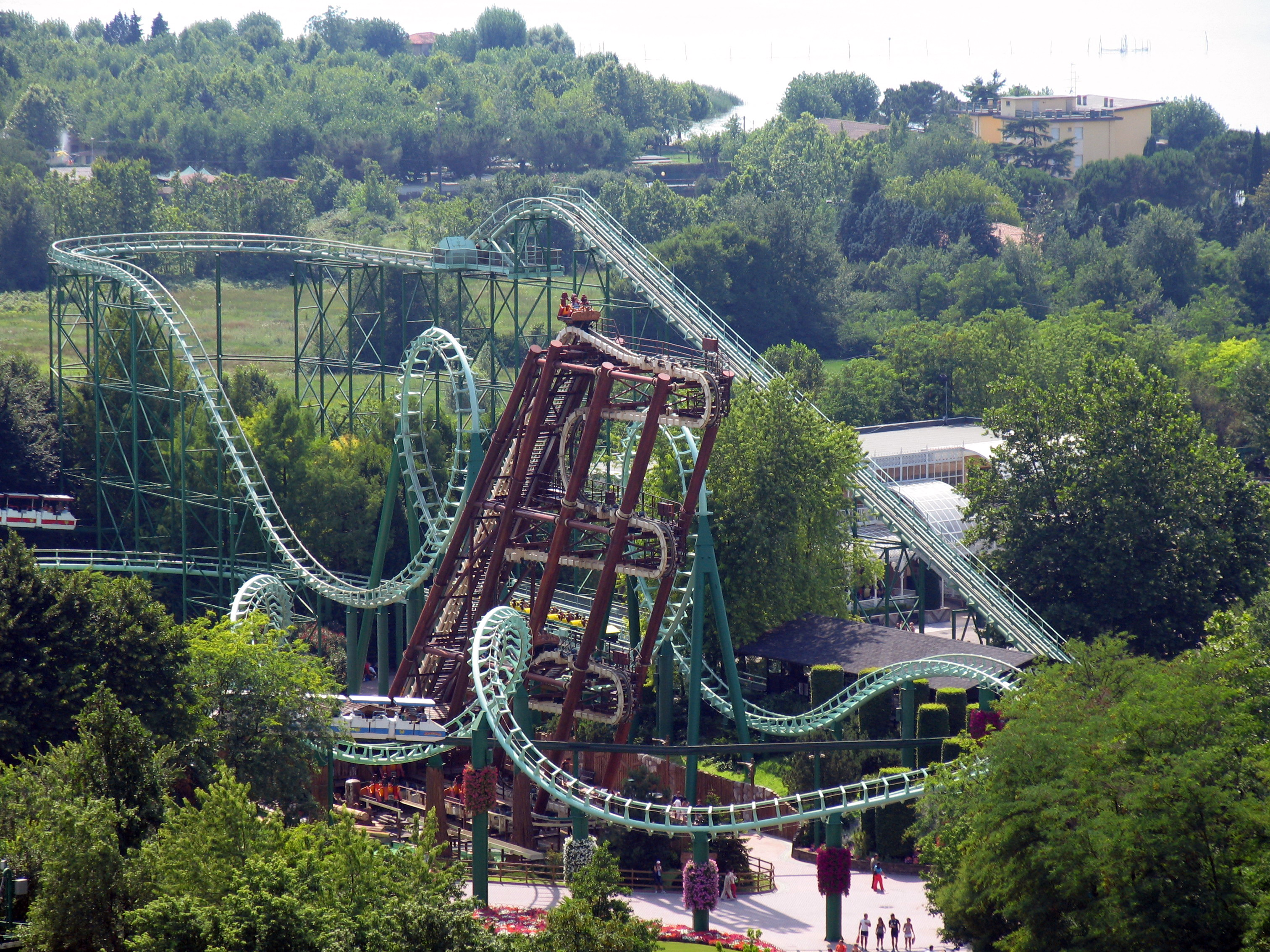 Description gardaland magm sequa