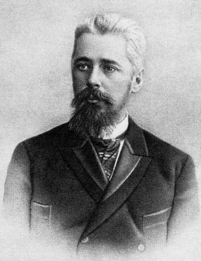 Николай Георгиевич Гарин-Михайловский (1852-1906), русский писатель