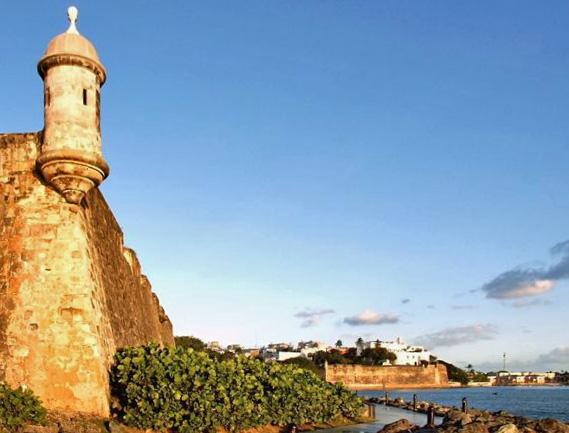 LA FUERZA ESPIRITUAL y el Misterio de Puerto Rico (I y II) Garita_morro_s