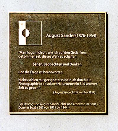 Gedenktafel August Sander.jpg