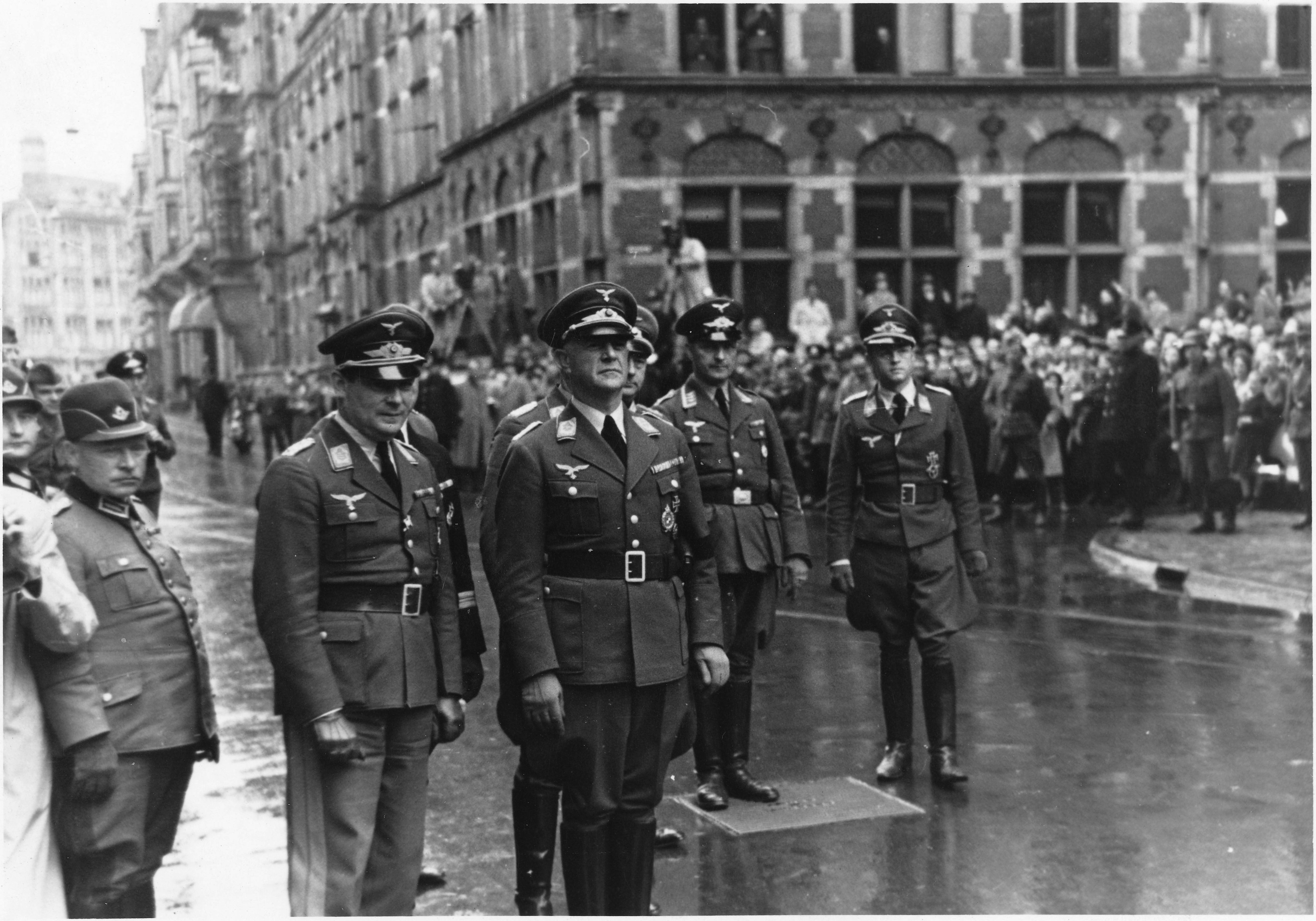 File General Friedrich Christiansen Commander In Chief Of