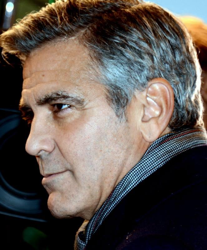 George Clooney Time Travel Movie
