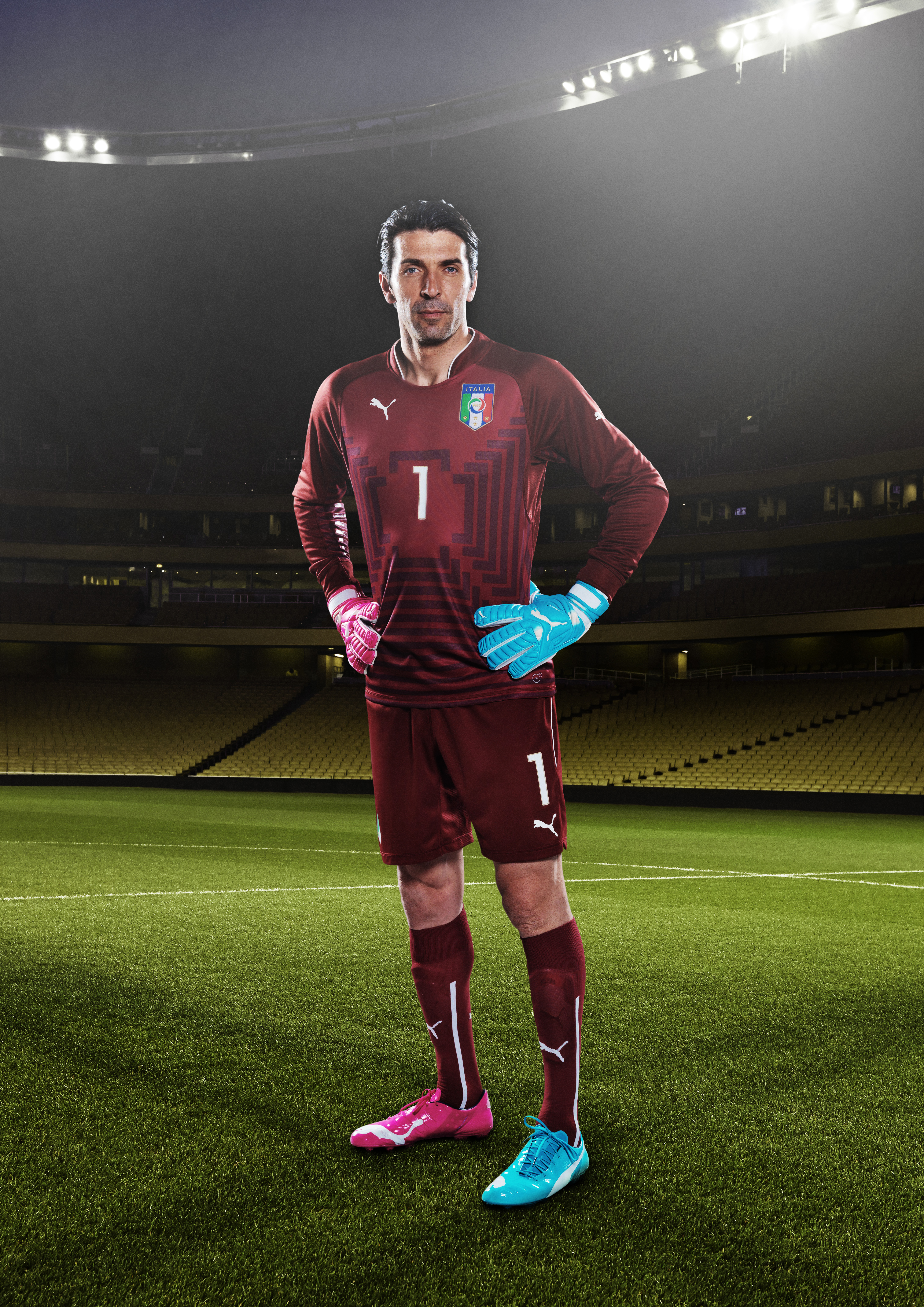 puma evopower buffon
