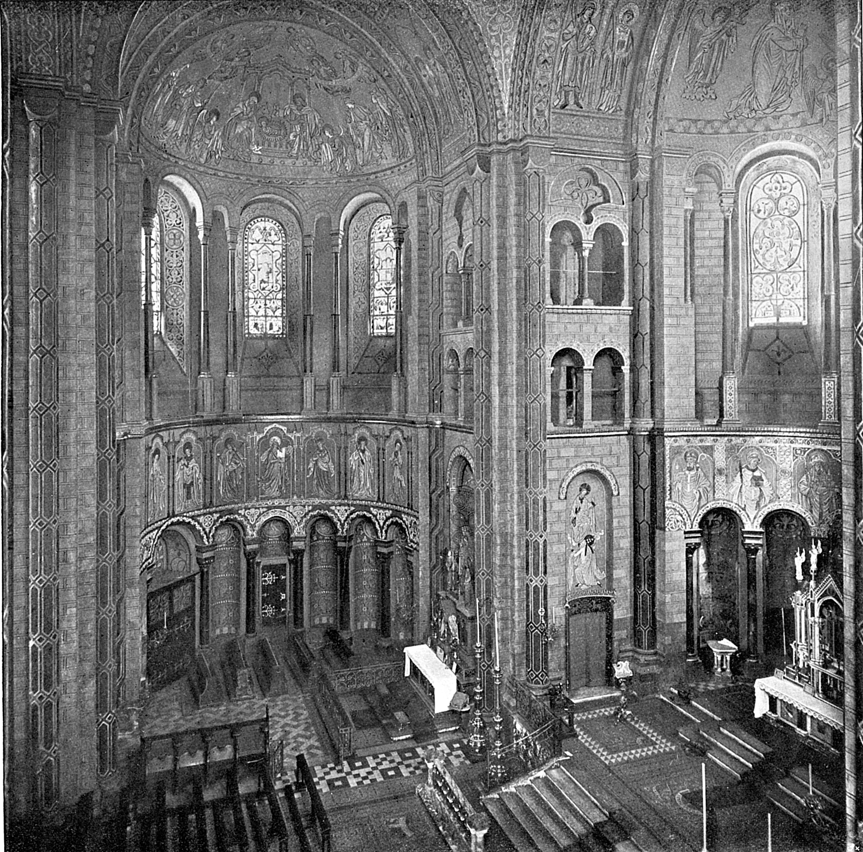 Gross St Martin - Nordkonche - vor 1899.jpg