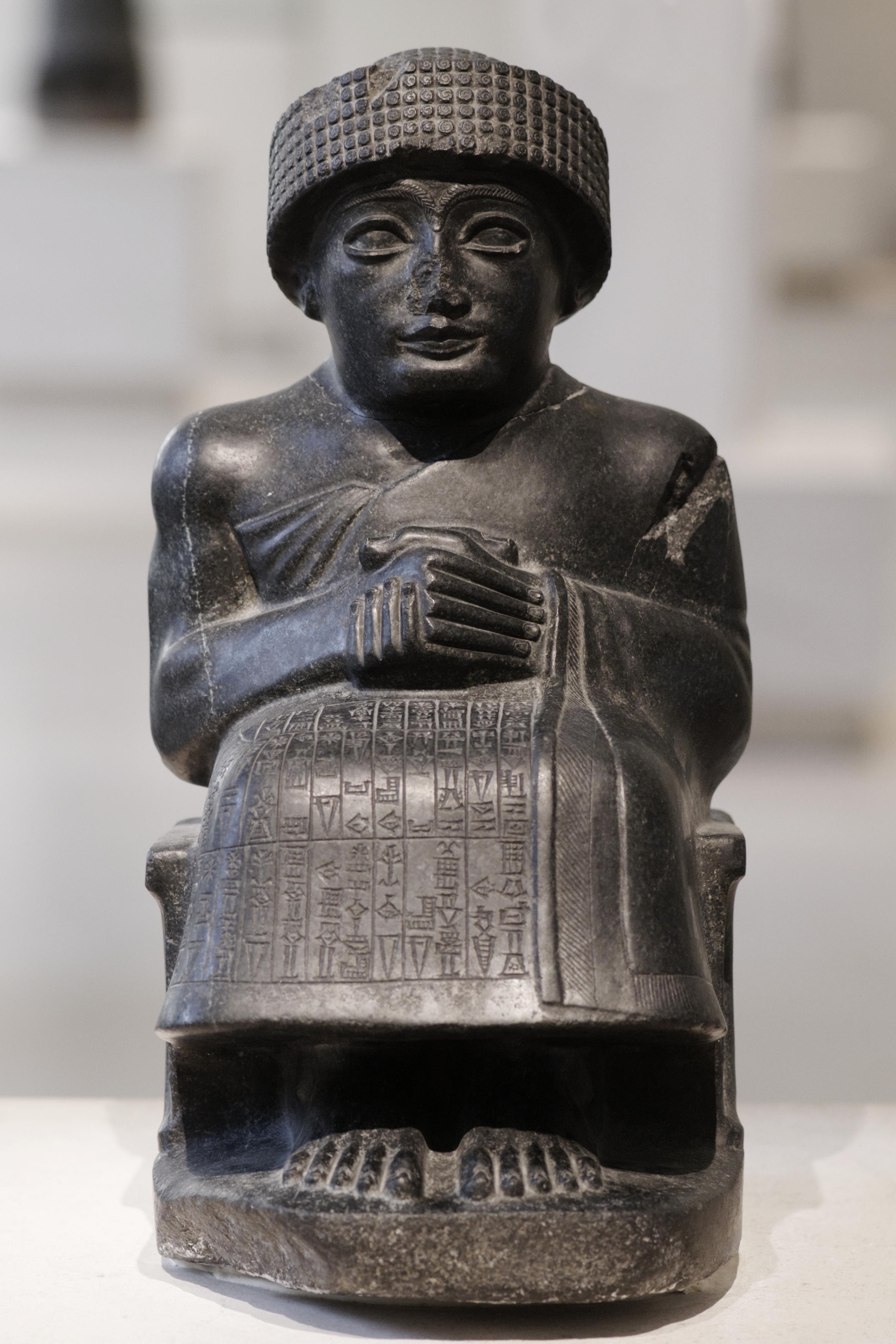 Escultura de Gudea