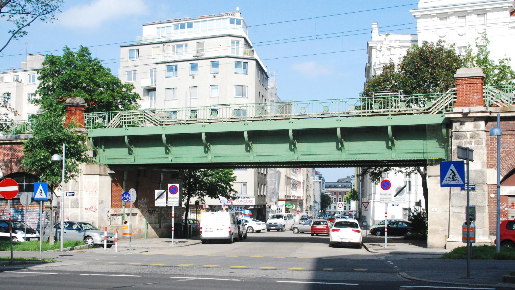 Wien Gürtel