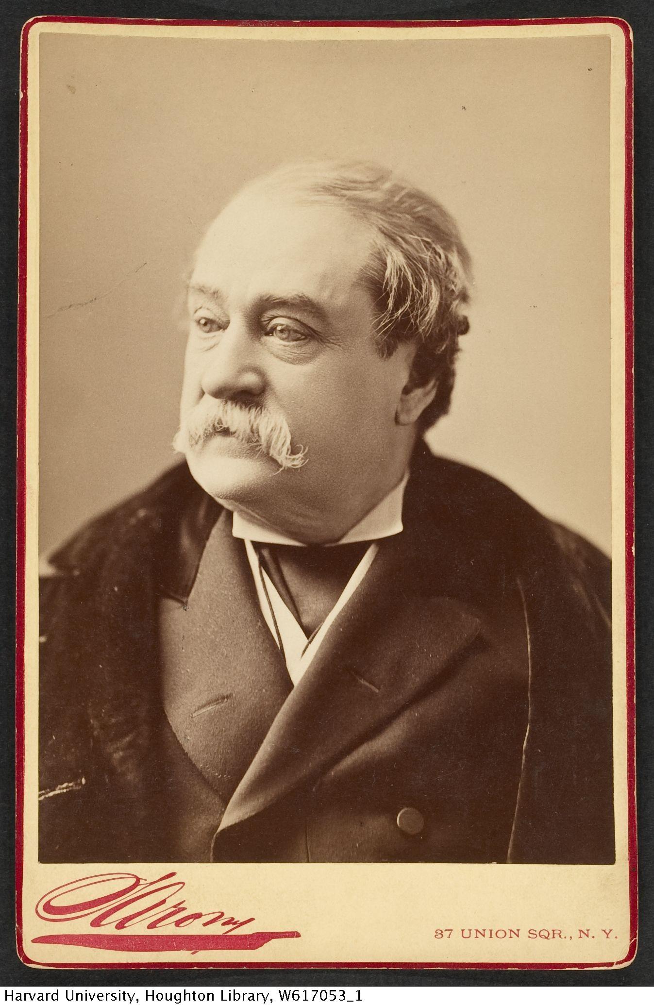 John Brougham, undated