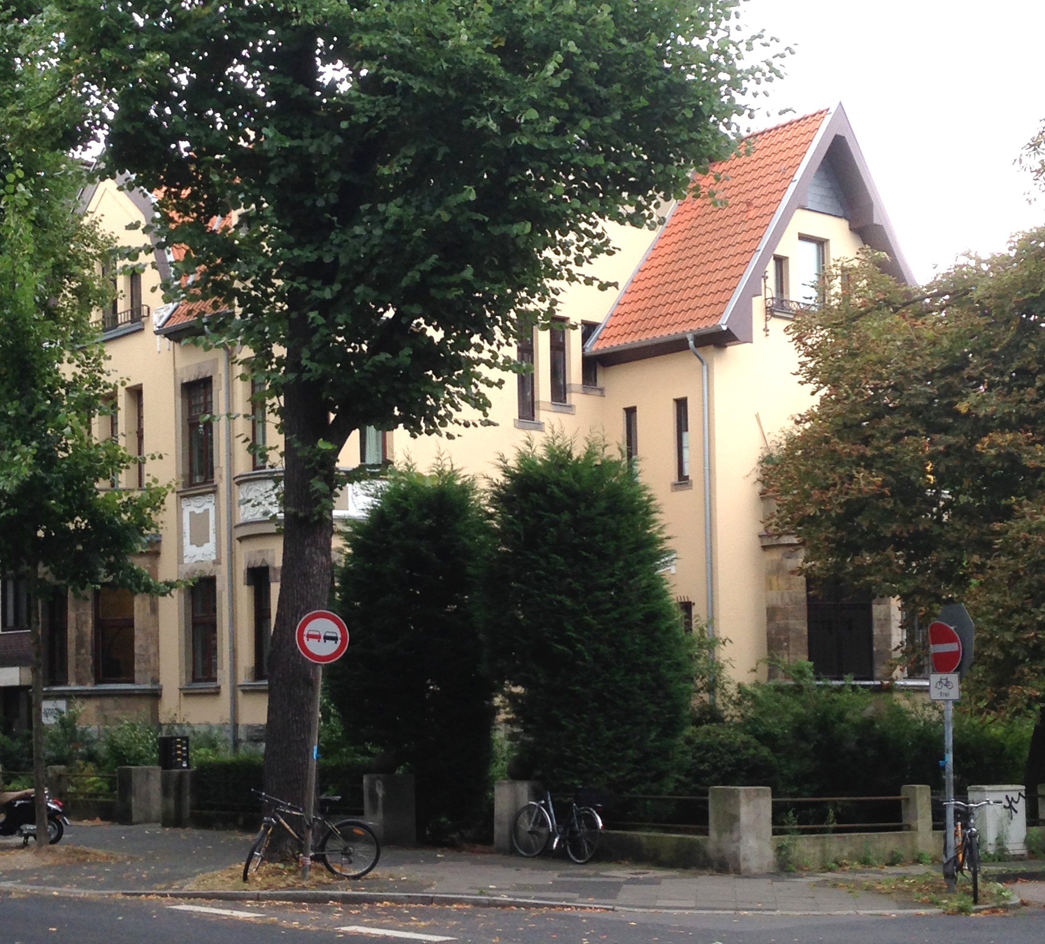 Datei Haus Düsseldorfer Straße 25a Düsseldorf Oberkassel