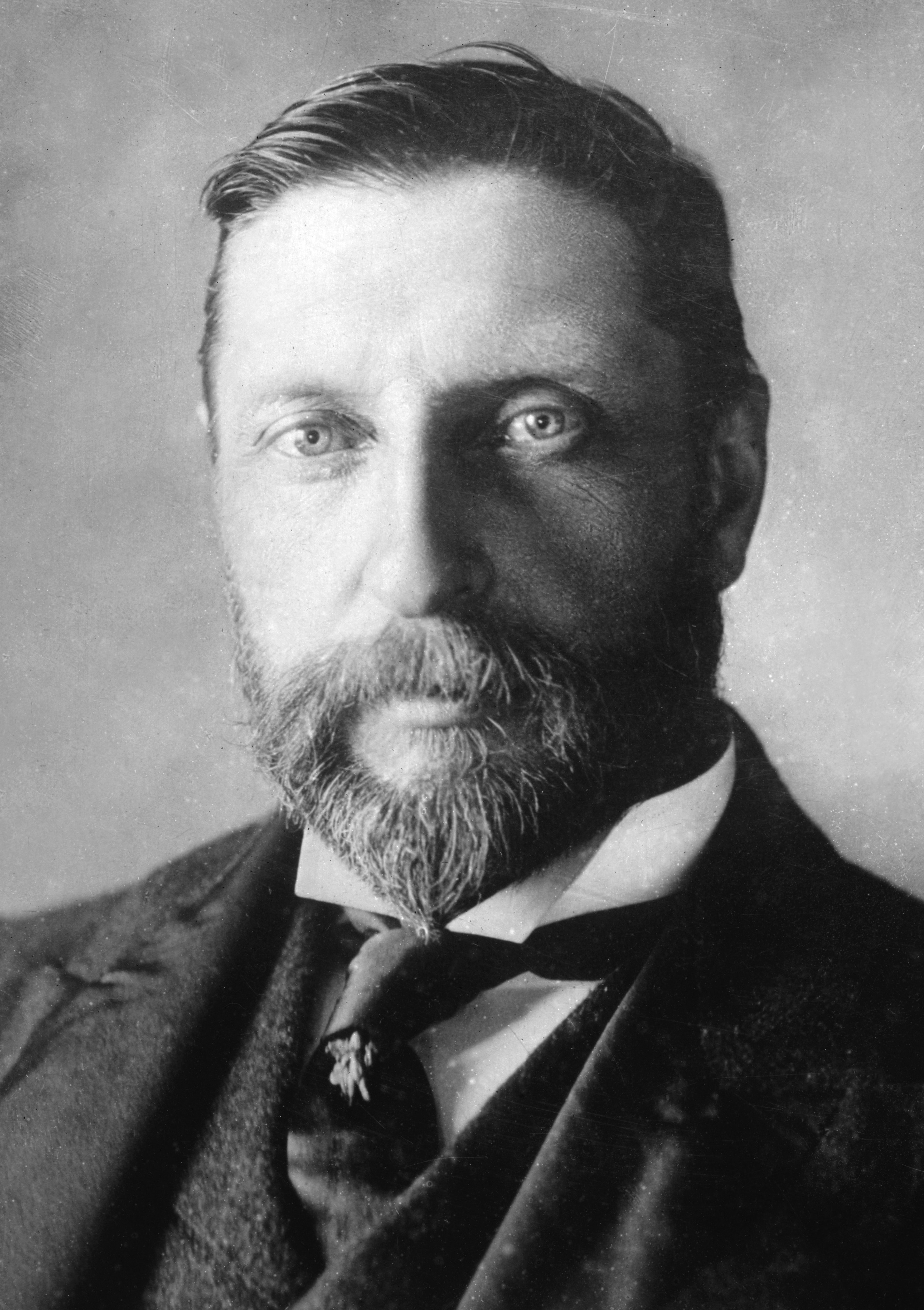 Portrait of H. Rider Haggard