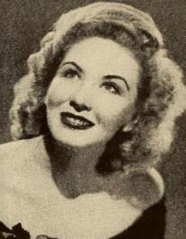 Hollace Shaw coloratura soprano