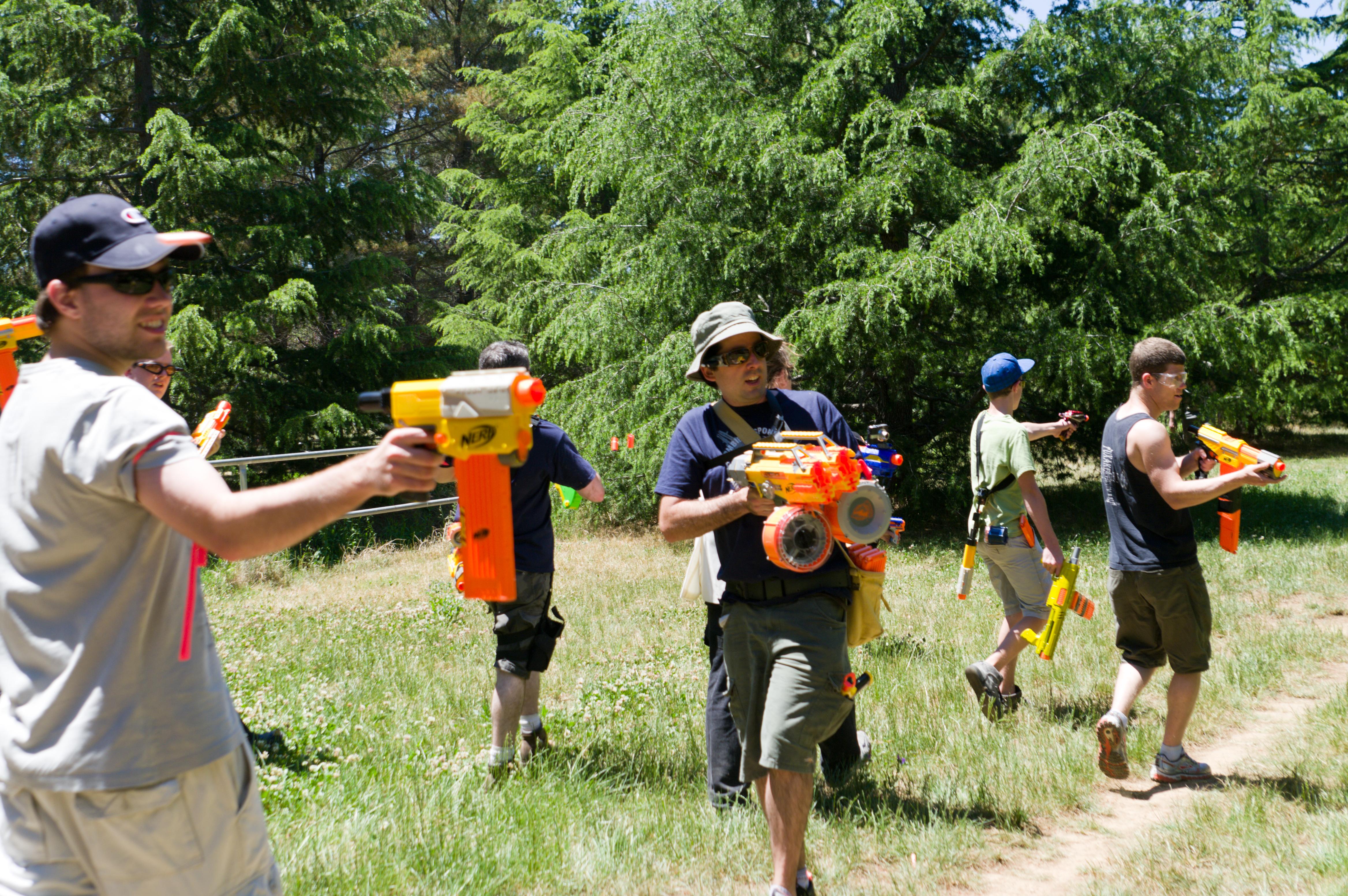 Image Result For Nerf Gun War