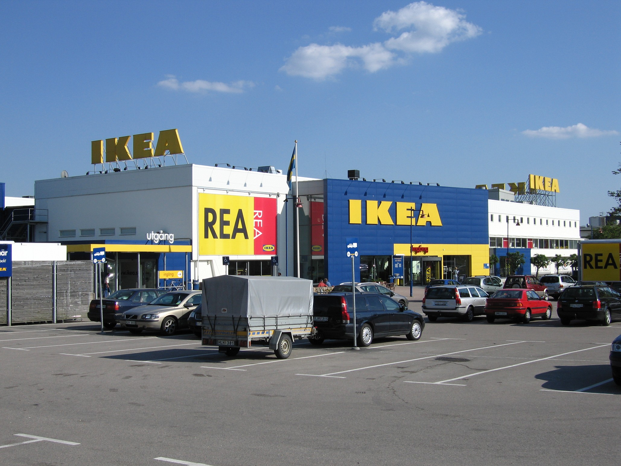 file ikea store wikipedia. Black Bedroom Furniture Sets. Home Design Ideas