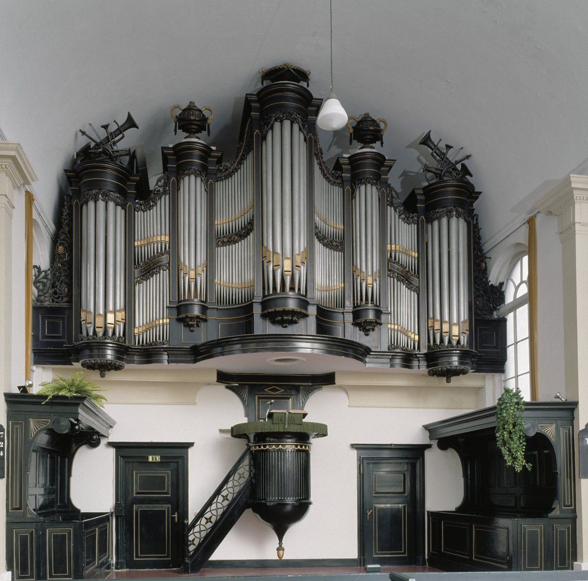 File interieur aanzicht orgel orgelnummer 1313 for Interieur 607