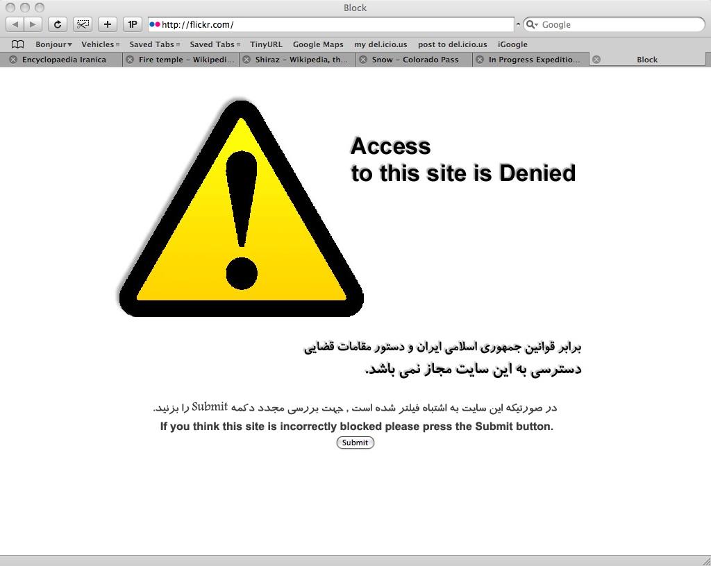 Internet censorship - Wikiwand