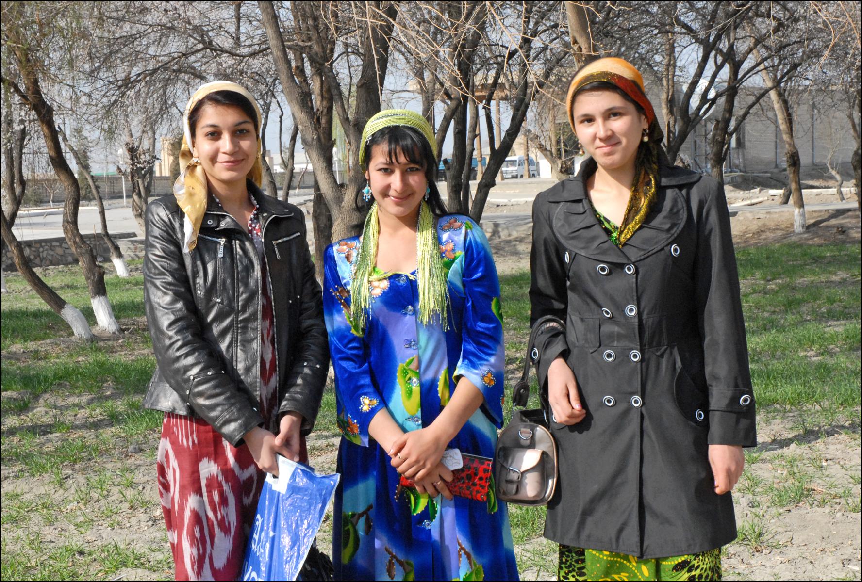 Girls uzbekistan call Uzbekistan Women