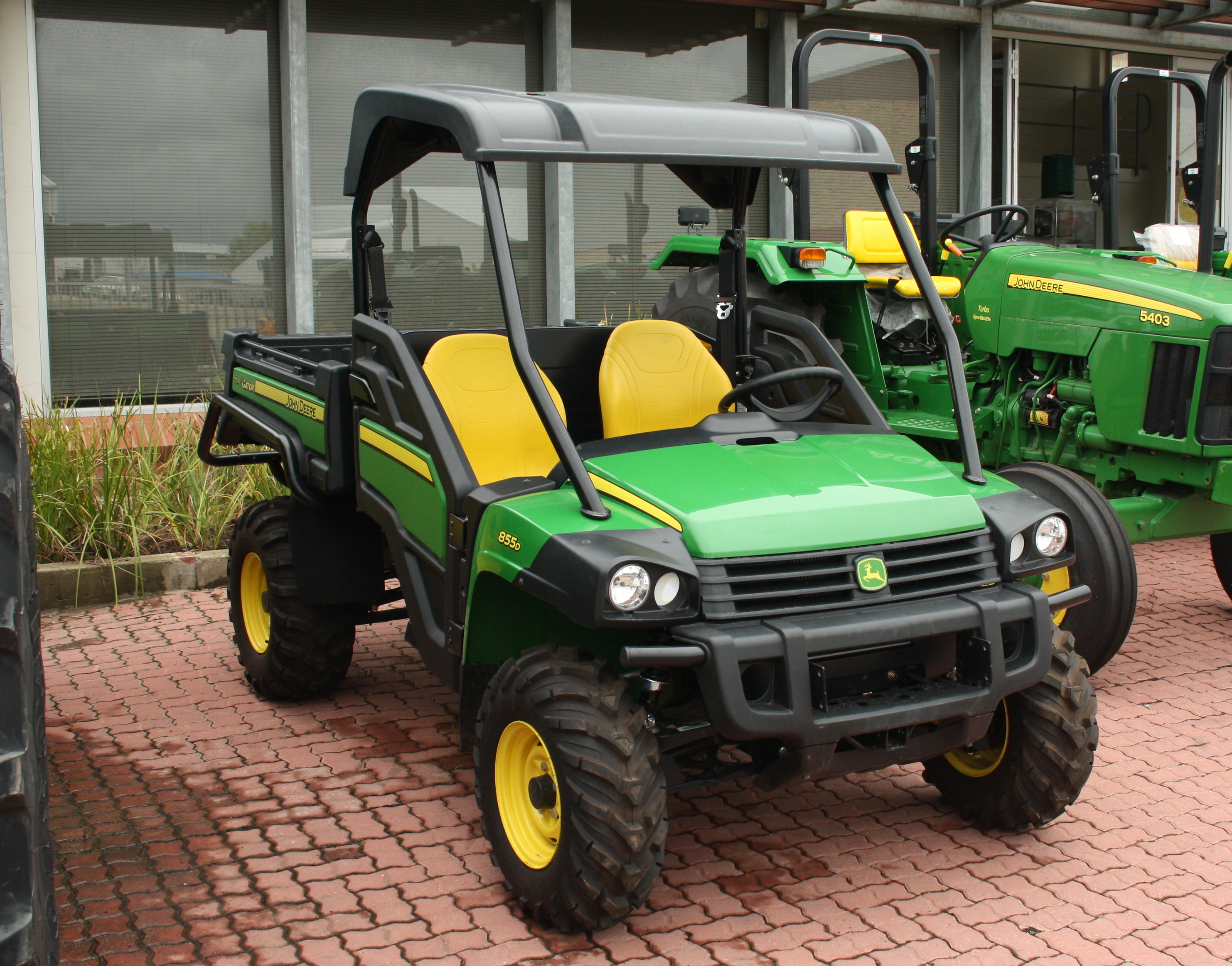file john deere gator 855d 16380637112 jpg wikimedia. Black Bedroom Furniture Sets. Home Design Ideas