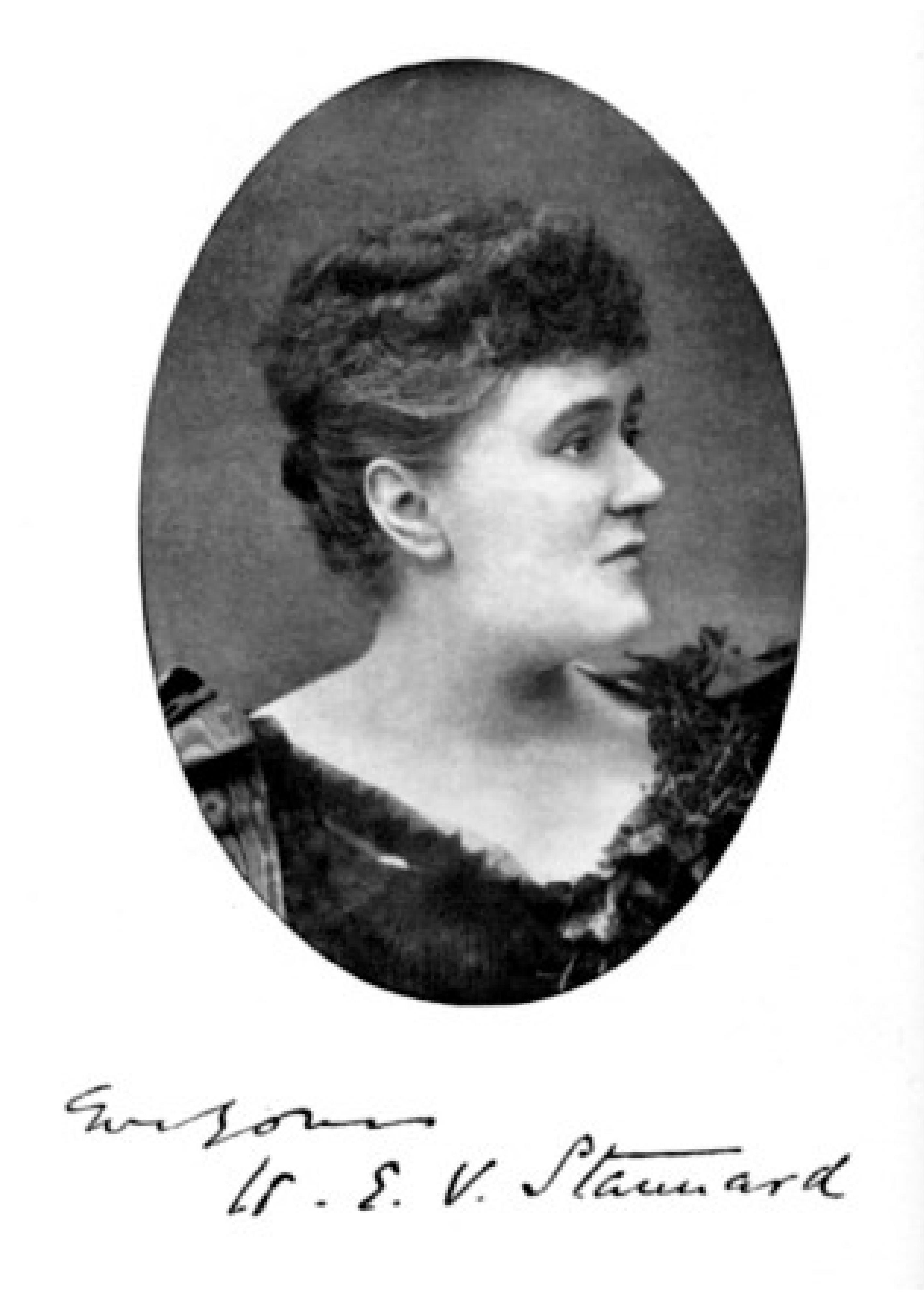 H. E. V. Stannard, 1893