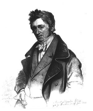 August Alexander Klengel 1783-1854