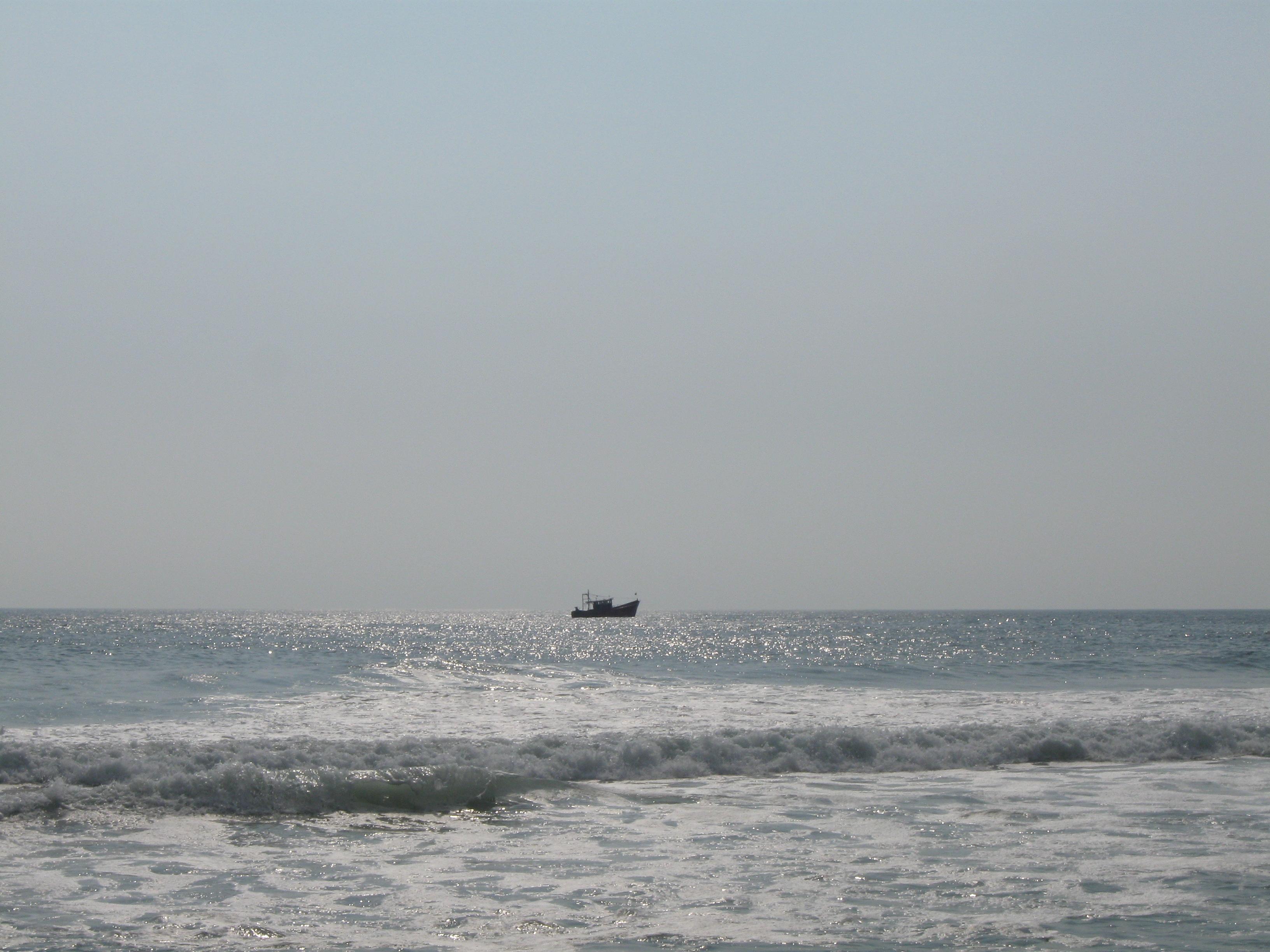 Kovalam Beach near Trivandrum
