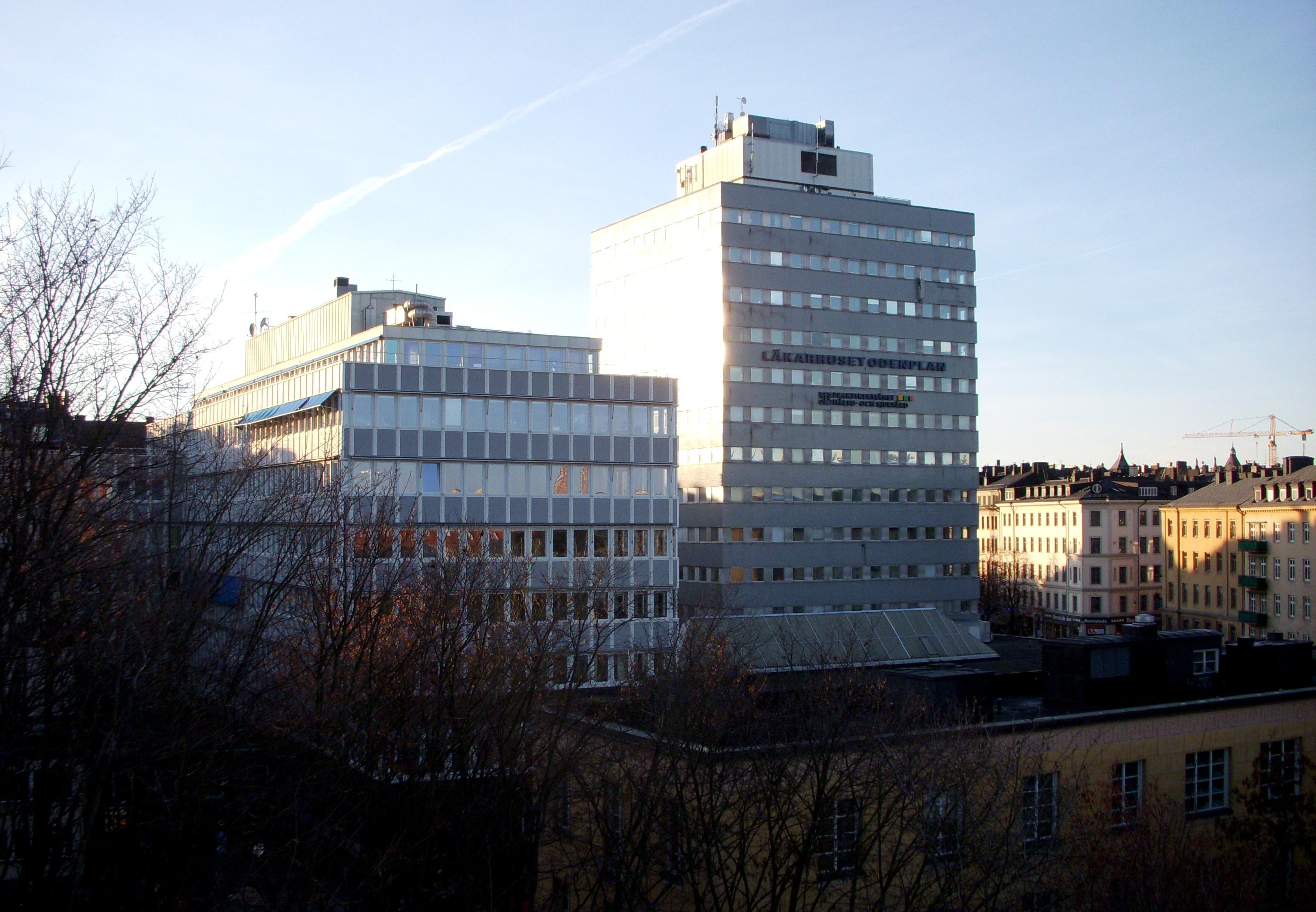 1b16cdf54ac File:Läkarhuset Odenplan 2011.jpg - Wikimedia Commons