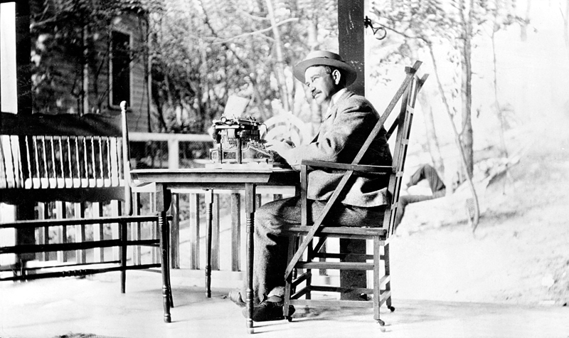 L. Frank Baum, 1899