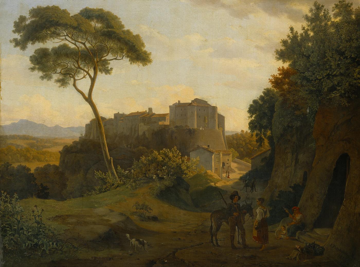 Nature Oil Painting Landscape