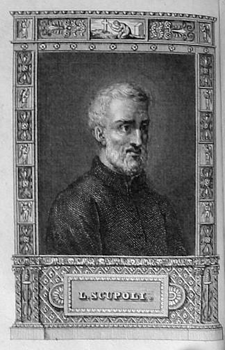 Lorenzo Scupoli ''Laurentius Scupulus''