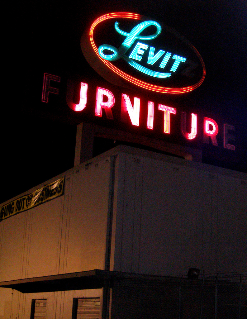 Levitz Furniture Store