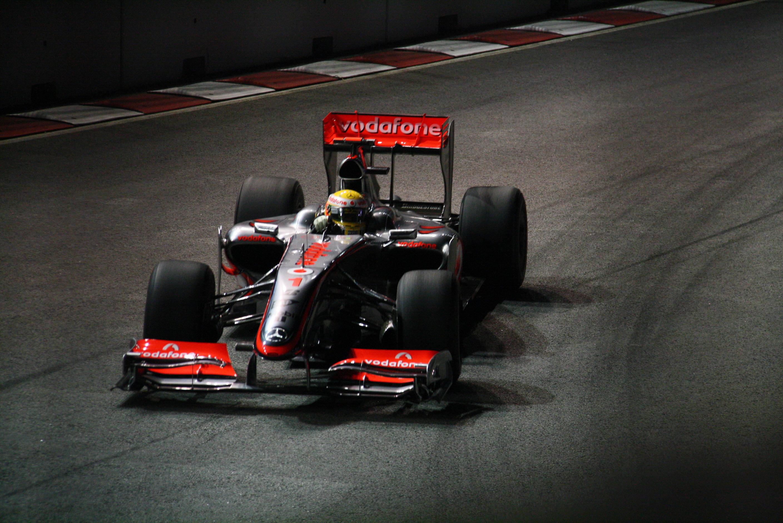 Lewis Hamilton 2009 Lewis Hamilton Took Pole