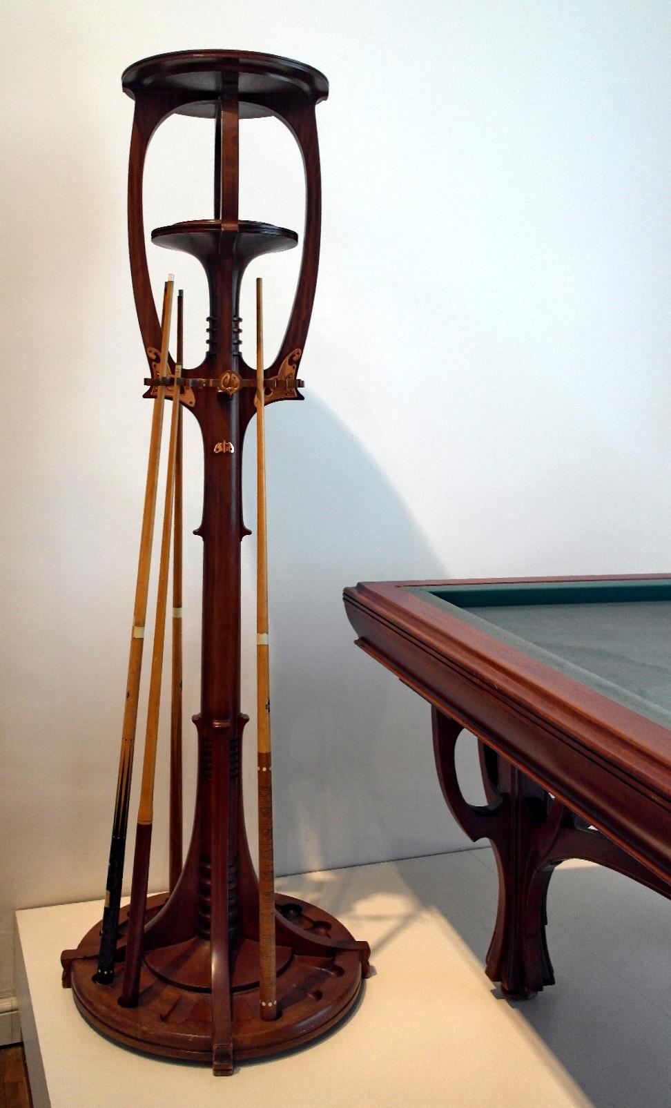 File li ge grand curtius meubles en style art nouveau2 for Art nouveau decoration ameublement