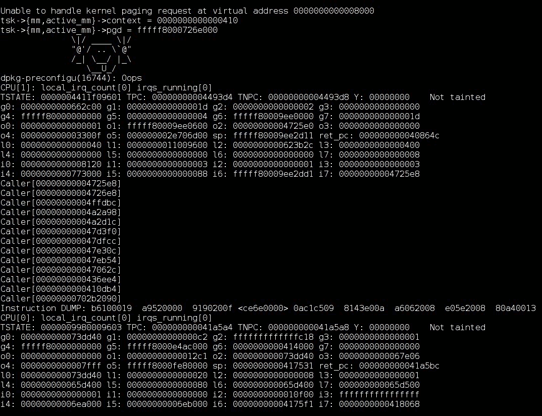 If Linux is so good how come it can't do this? Huh