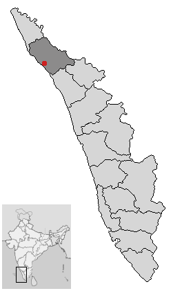 Location of Kannur Kerala.png