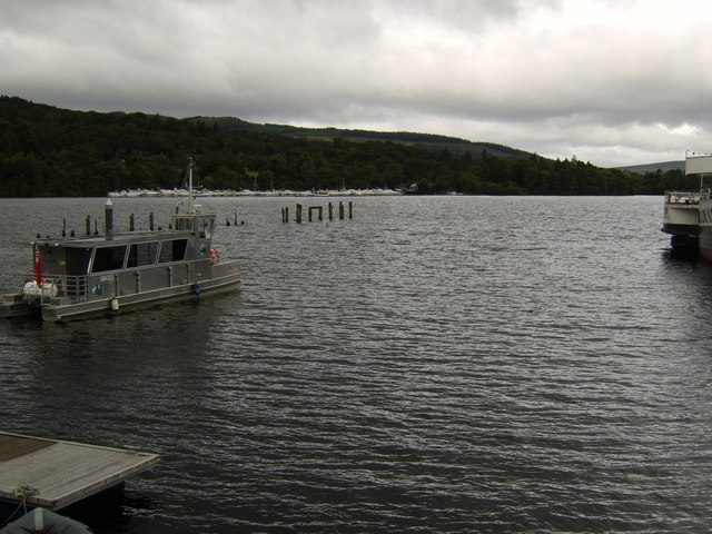 Duck Bay Marina >> File Loch Lomond And Duck Bay Marina Geograph Org Uk