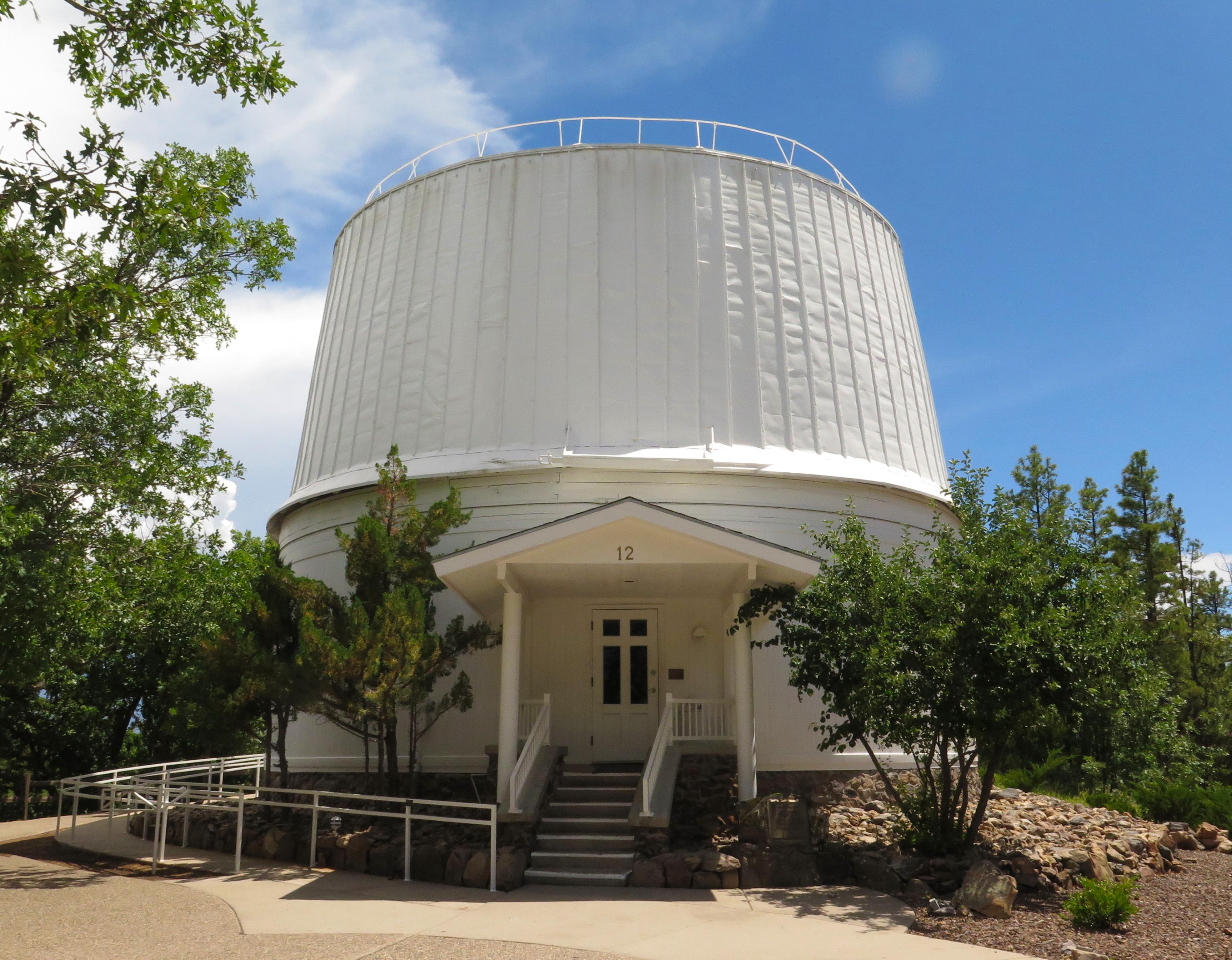 Lowell Observatory NRIS-66000172-Clark Telescope1-Flagstaff Arizona.jpg