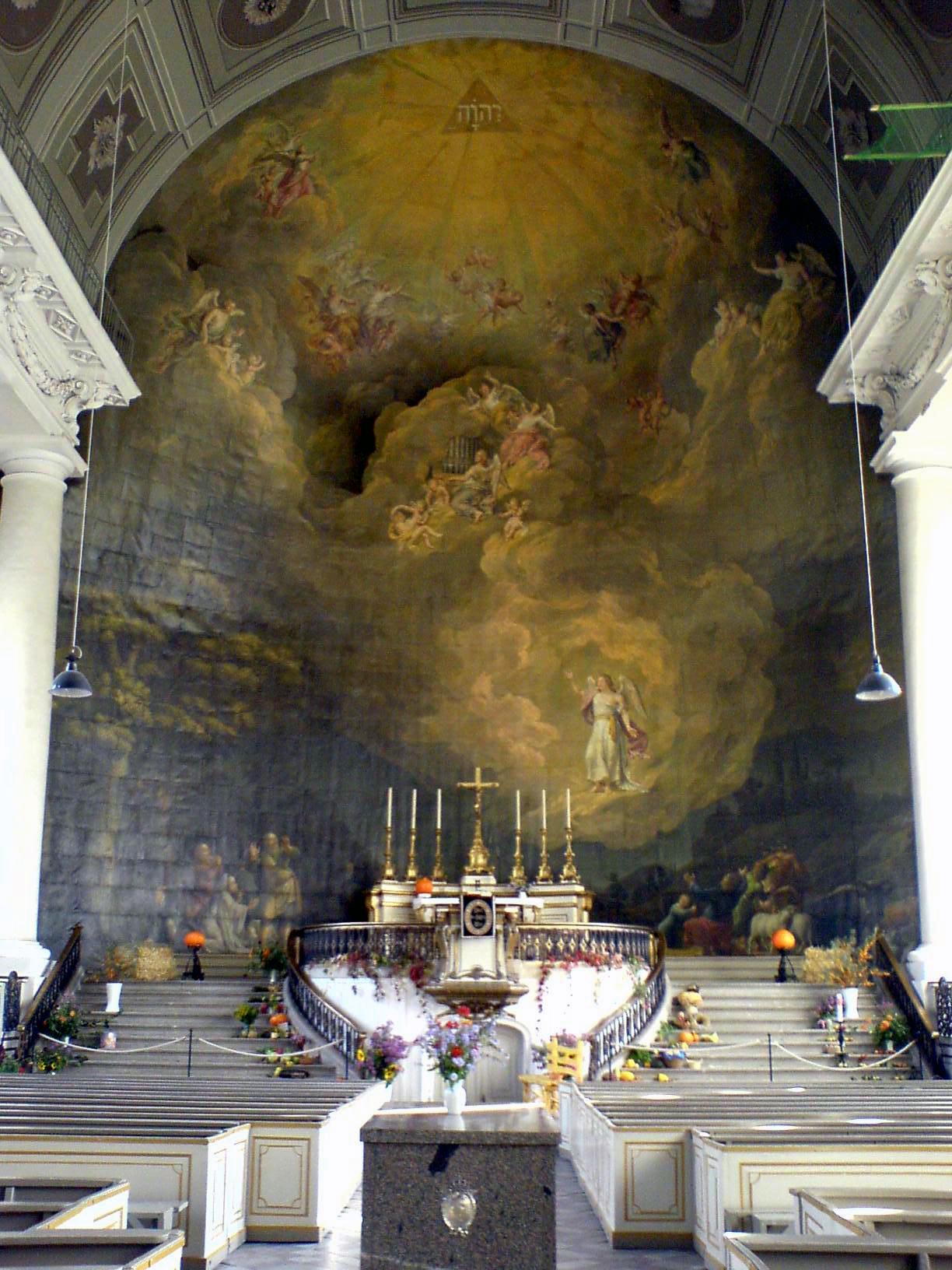 Ludwigslust Kirche