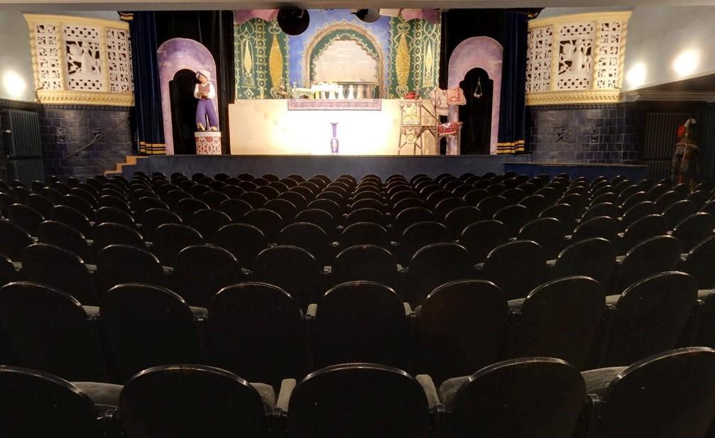 Filemünchner Theater Für Kinder Innenjpg Wikimedia Commons