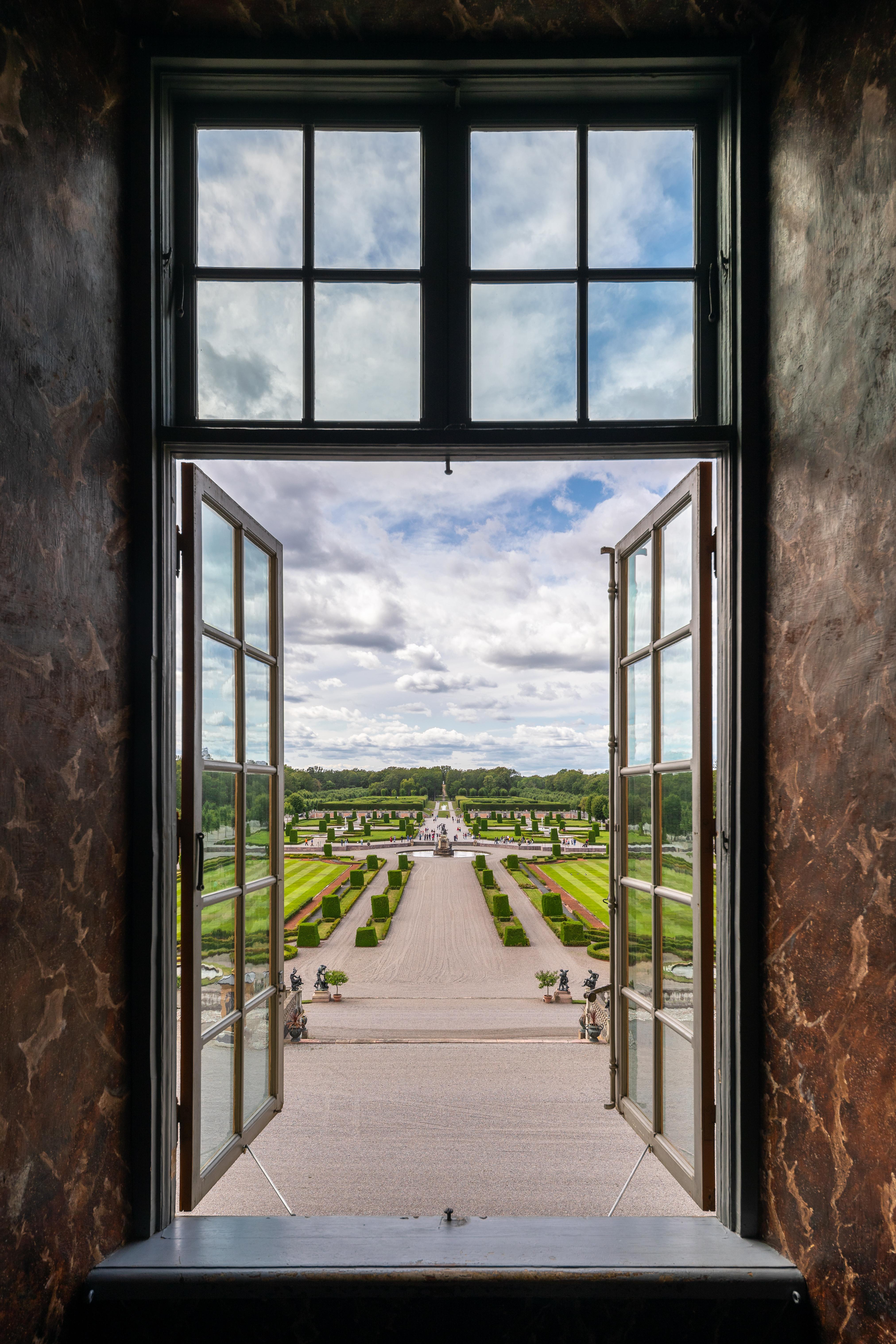 Barockträdgården, Drottningholm. Foto: Martin Kraft CC BY-SA 4.0