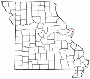 Loko di Moline Acres, Missouri