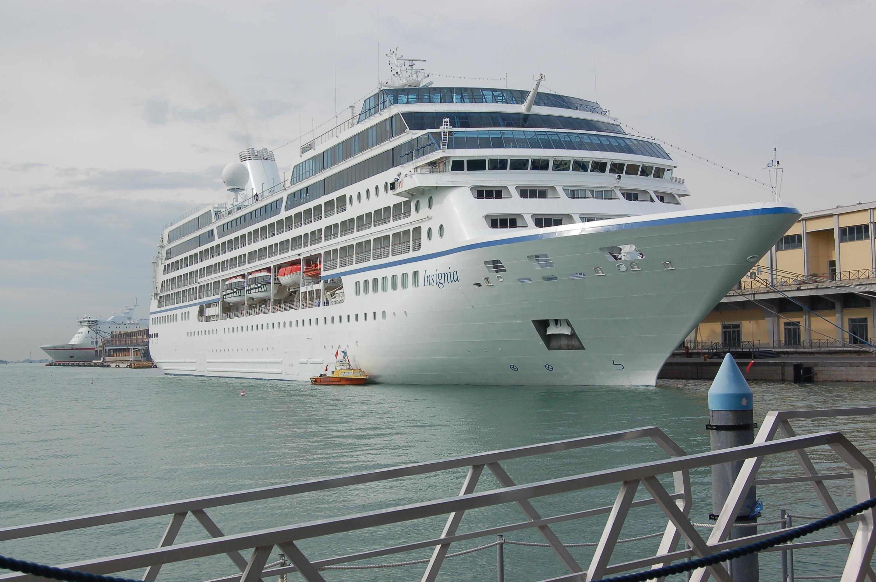 FileMS Insignia In Venice JPG Wikimedia Commons - Insignia cruise ship