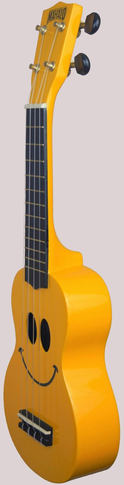 the first smiley Ukulele