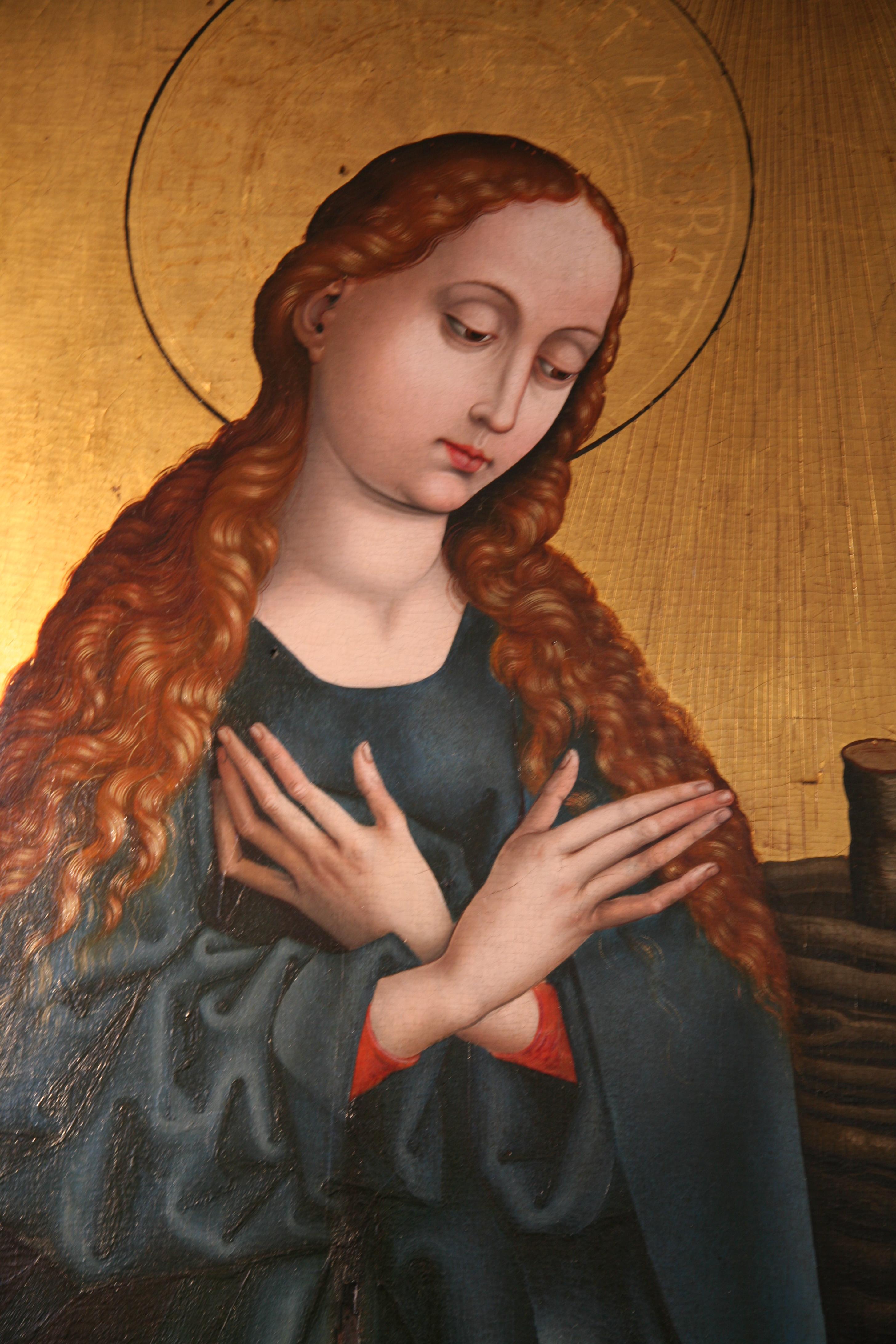 Holy Mary (CC)